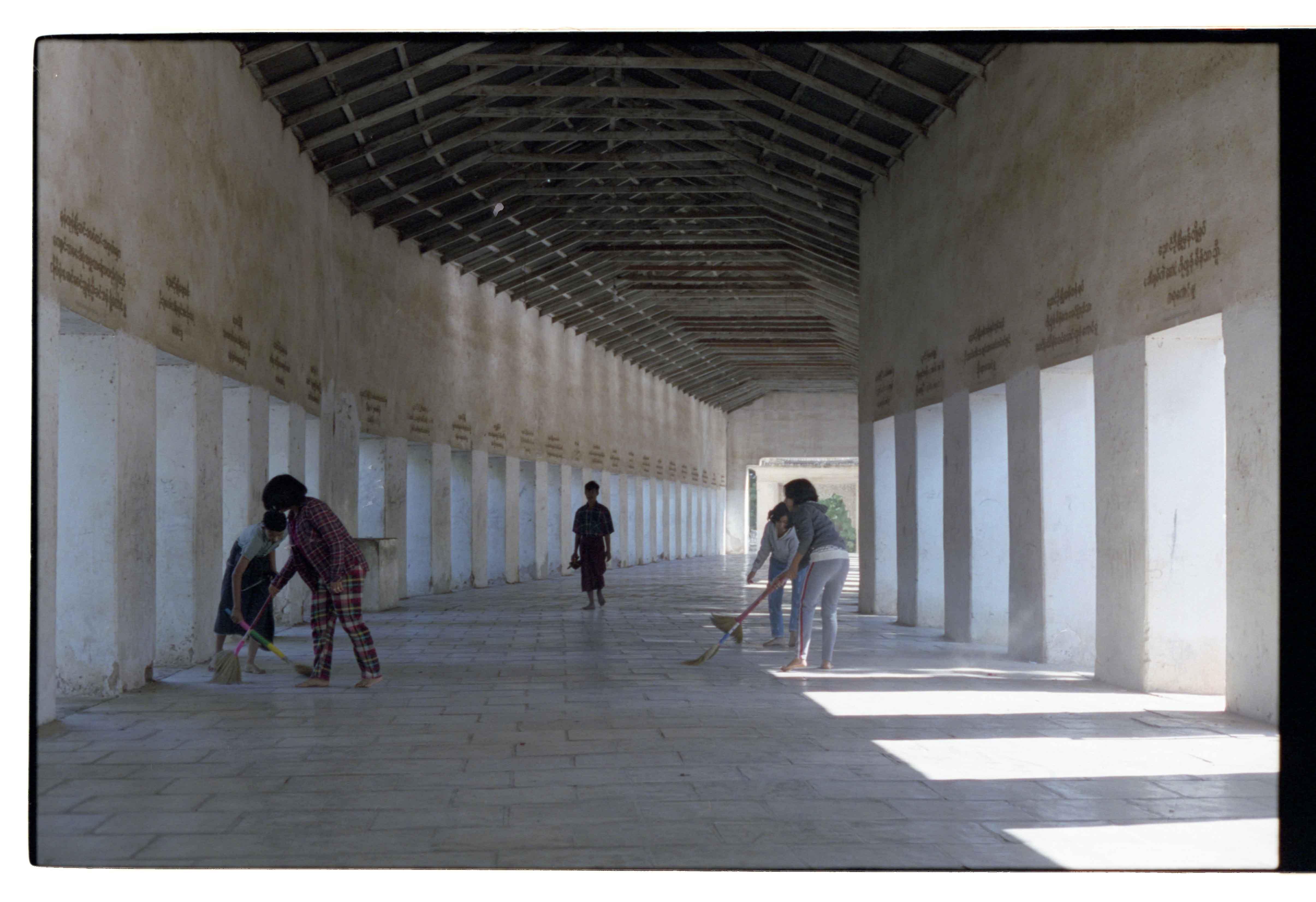 Myanmar Bagan FUJIPRO 400H Adam Tadros